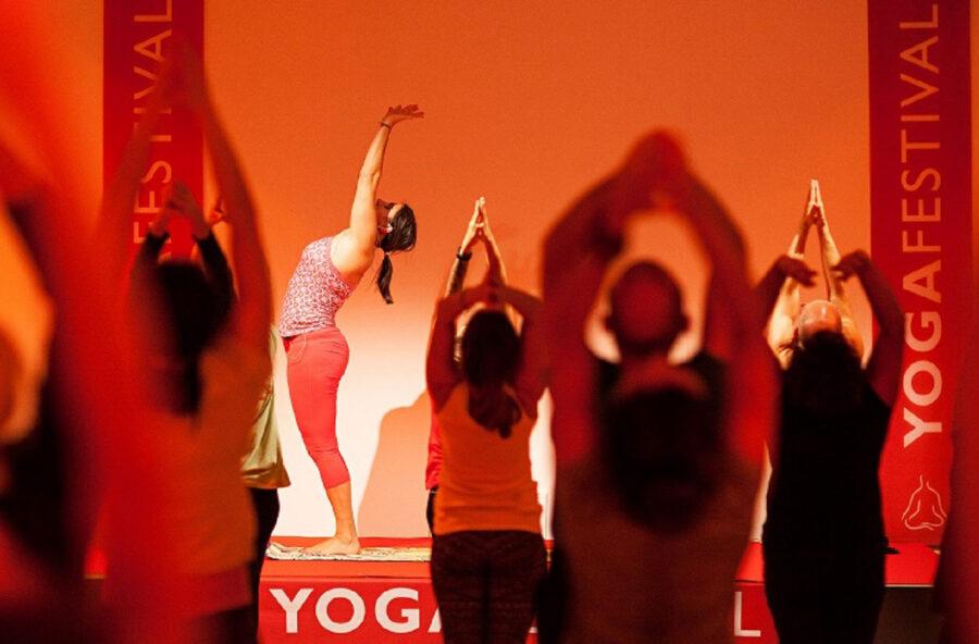 YogaFestival Milano 2019, al via la 14a edizione