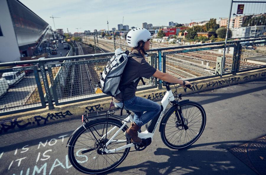 E-bike, una scelta eco che fa bene anche alla forma
