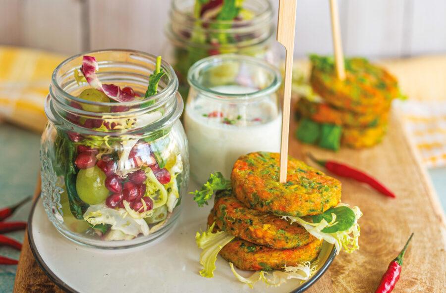 Verdure e benessere: così c'è più gusto