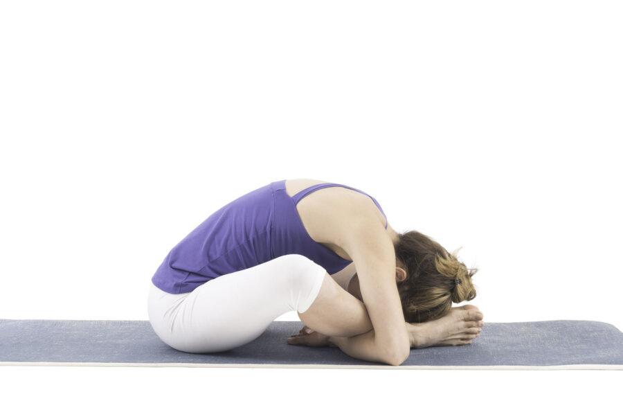 Yoga, ricaricati con la posizione dell'Ostrica