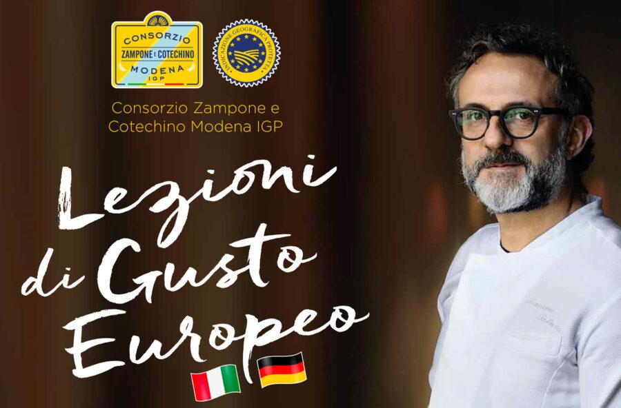 Festa dello Zampone e del Cotechino Modena IGP 2019: giudice Massimo Bottura