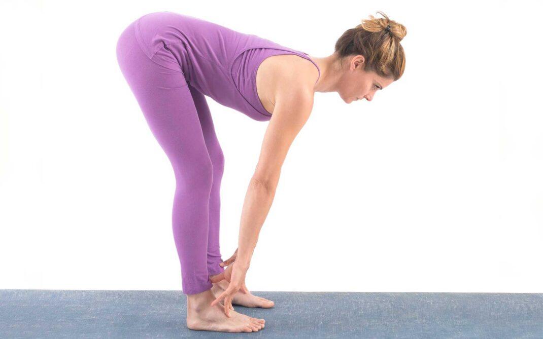 yoga mani e piedi
