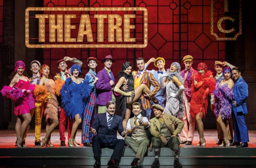 Singin' In The Rain, arriva a teatro il musical più amato di tutti i tempi