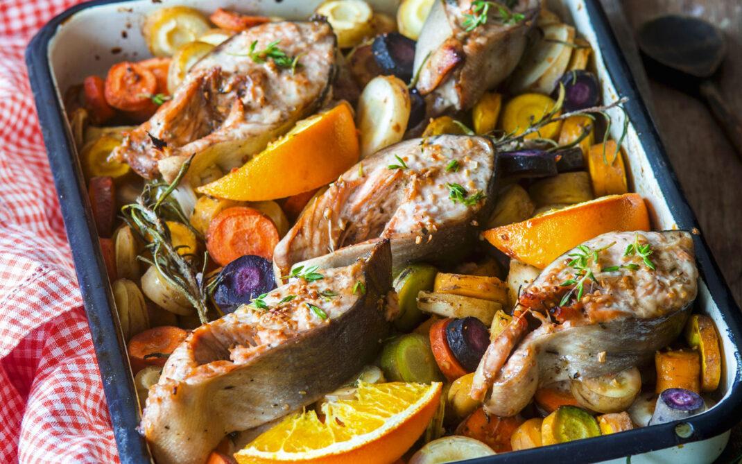 salmone-con-carote