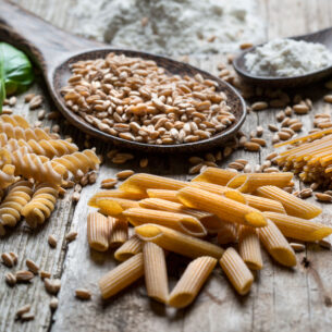 Pasta, non solo di grano duro
