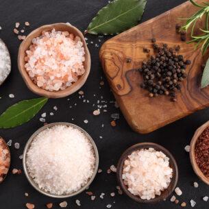 Sale: quanto basta per la salute e il sapore