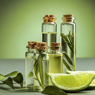 A dieta con l'olio essenziale di lime