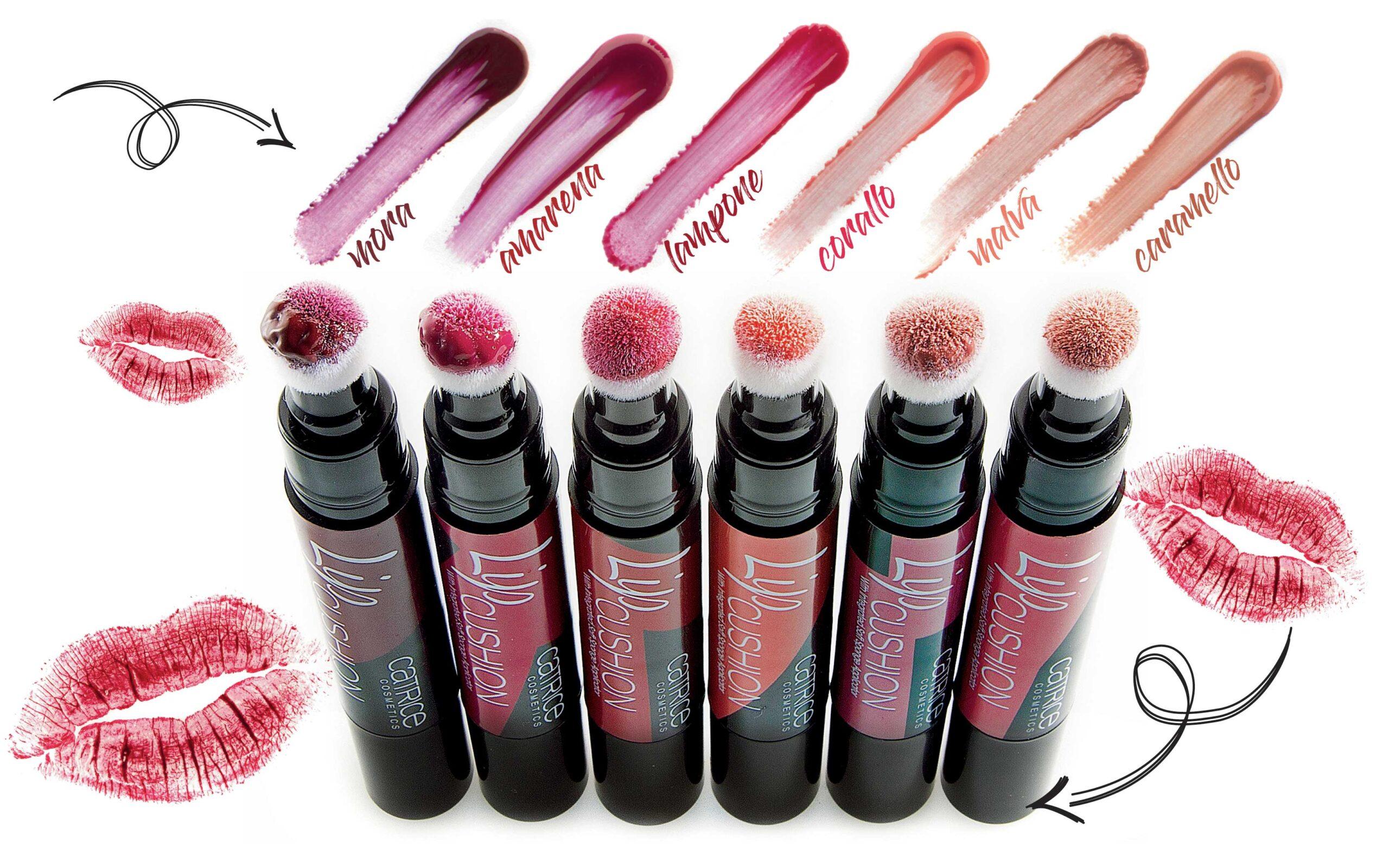Make up: sei pronta a far brillare le tue labbra con il Lip Cushion?