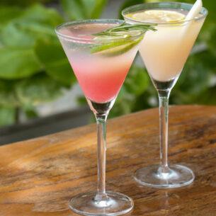 Cocktail all'olio essenziale di pompelmo per ritrovare energia e buonumore