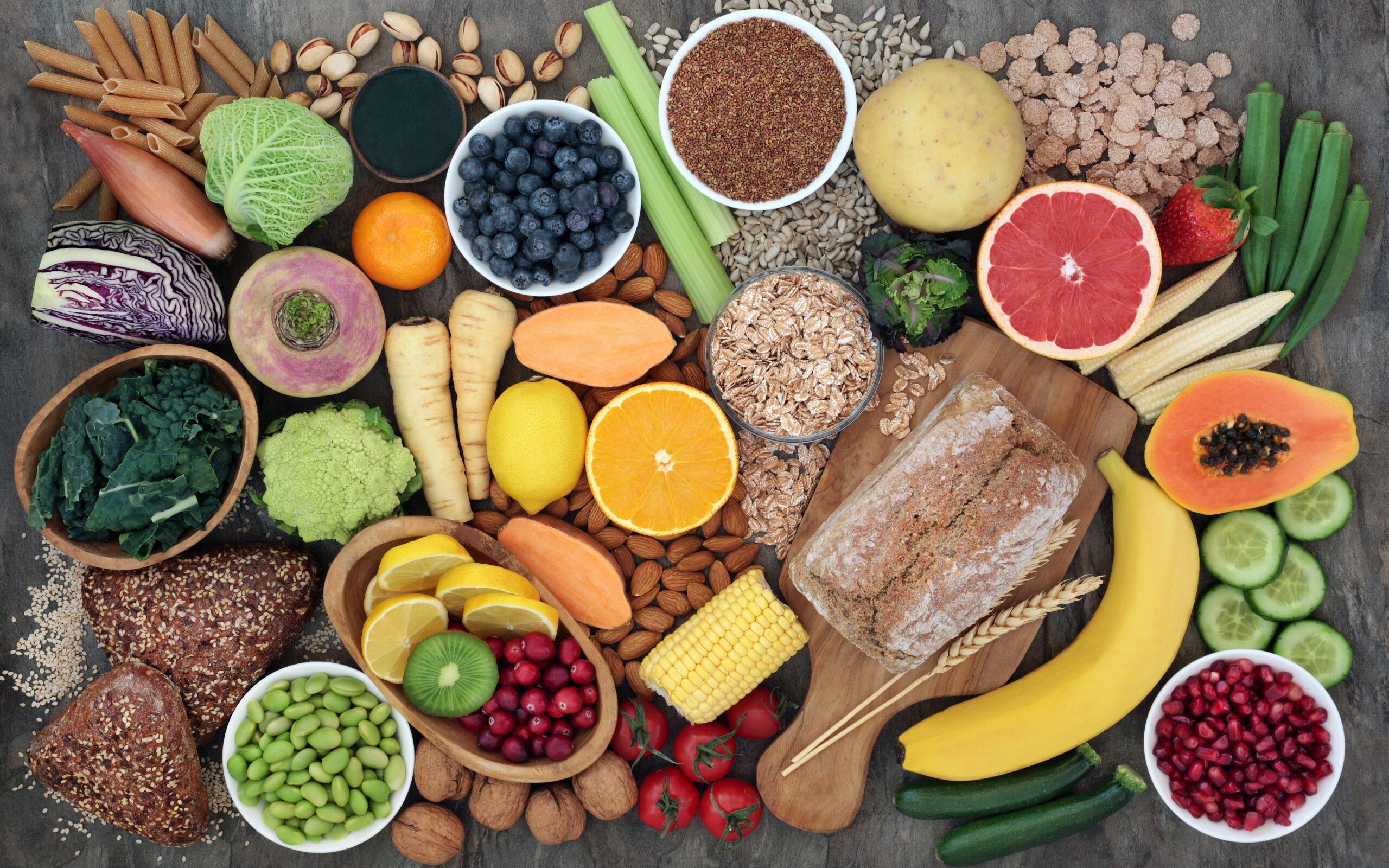 Plant based diet: dimagrire con le fibre vegetali