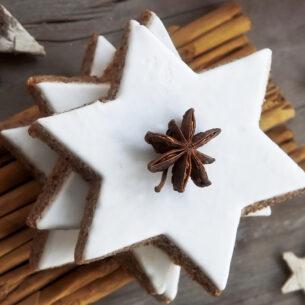 Ricette di Natale: biscotti alla cannella