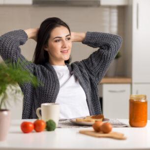Mindful eating per restare in linea durante le feste