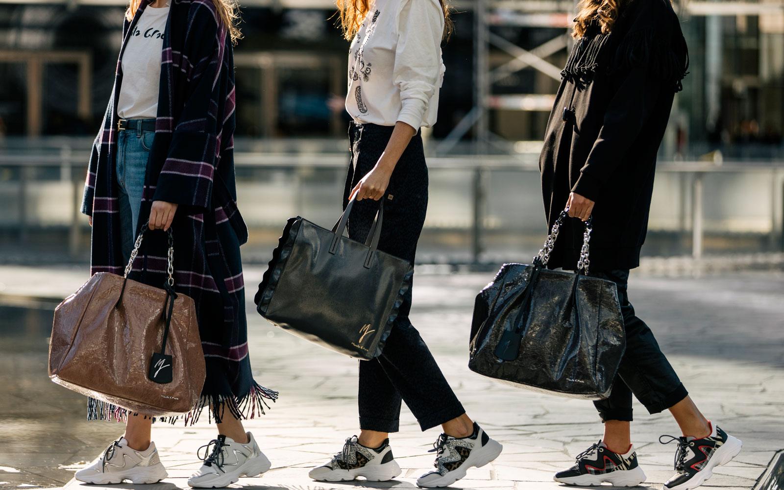 Moda inverno 2020/21, sneakers: sempre più glam
