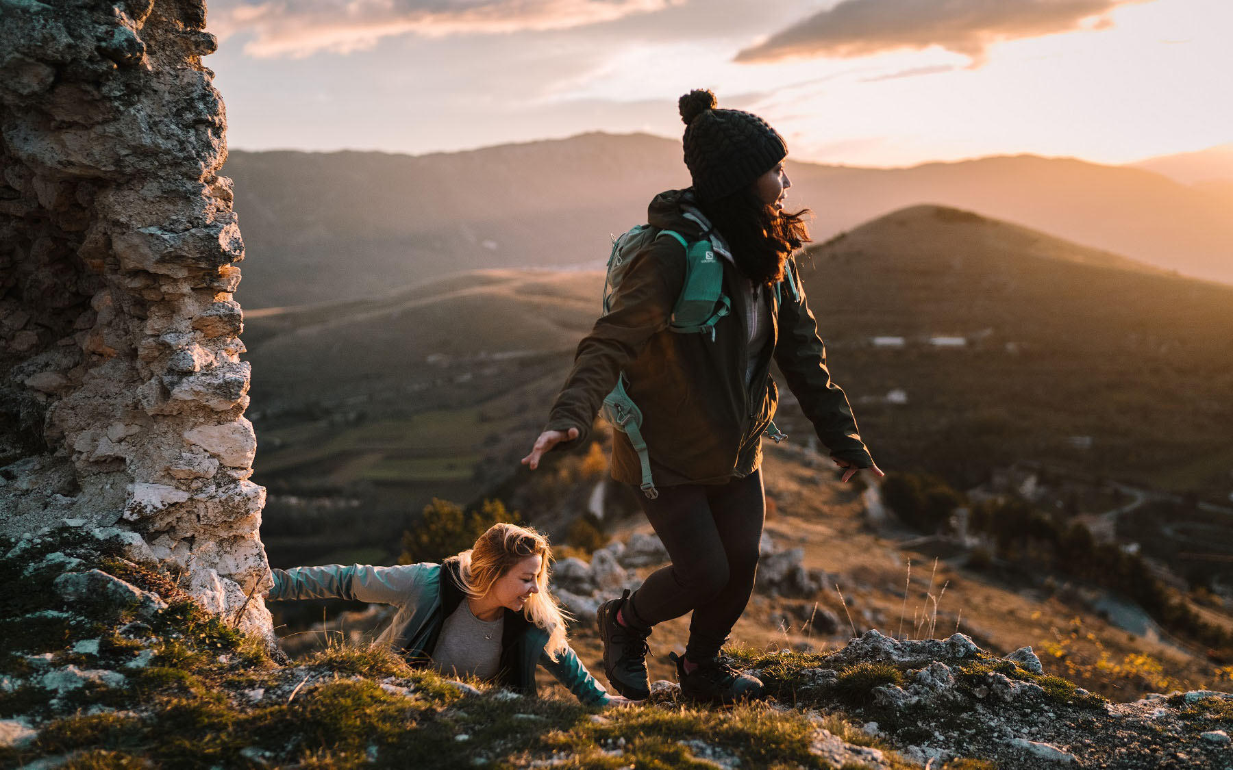Camminate in montagna, rigeneranti e detox