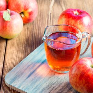 Aceto di mele detox, dimagrante e anticellulite