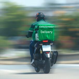 Food delivery: con la pandemia è boom. Fai le scelte giuste