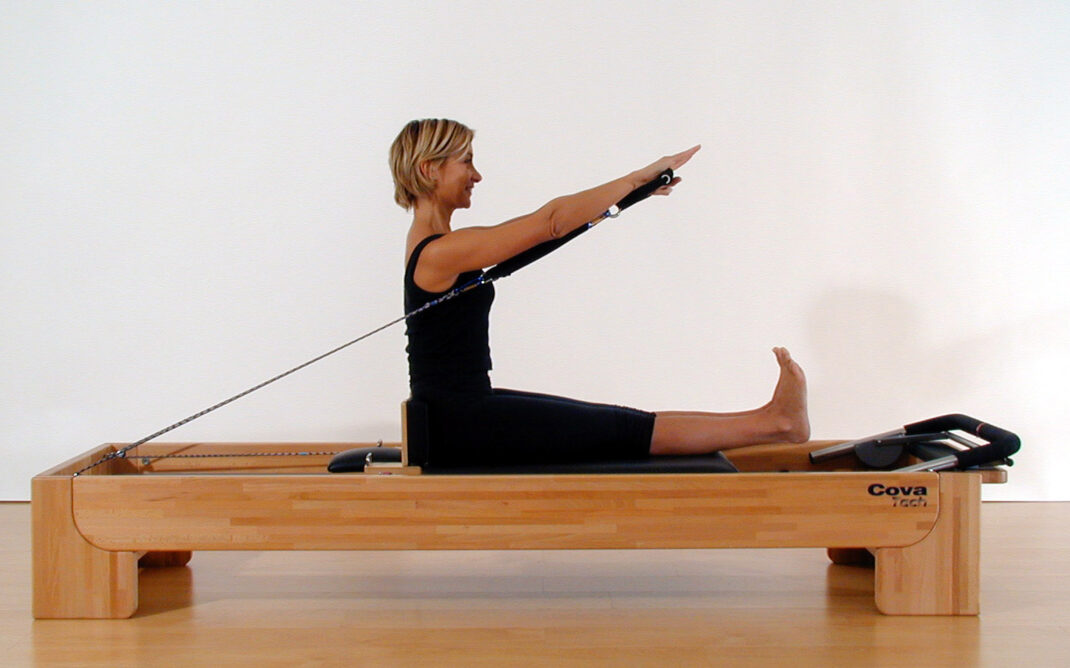 Pilates - reformer - rowing